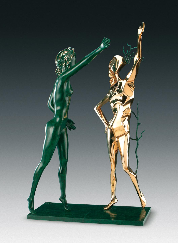Скульптуры дали фото