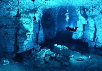 Ординская пещера – Пермский край, Россия