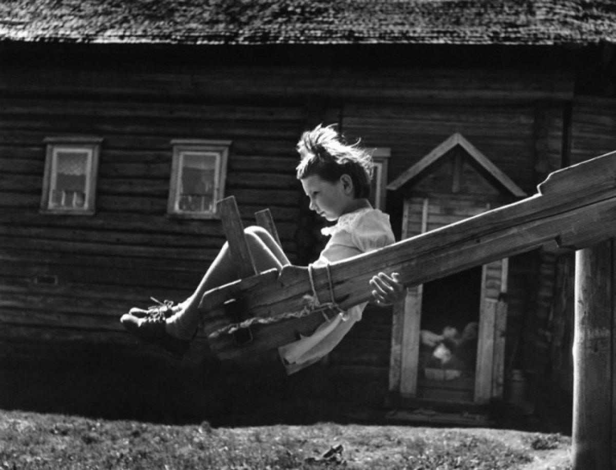 еще ребенком, лучшие фотографы ссср менее