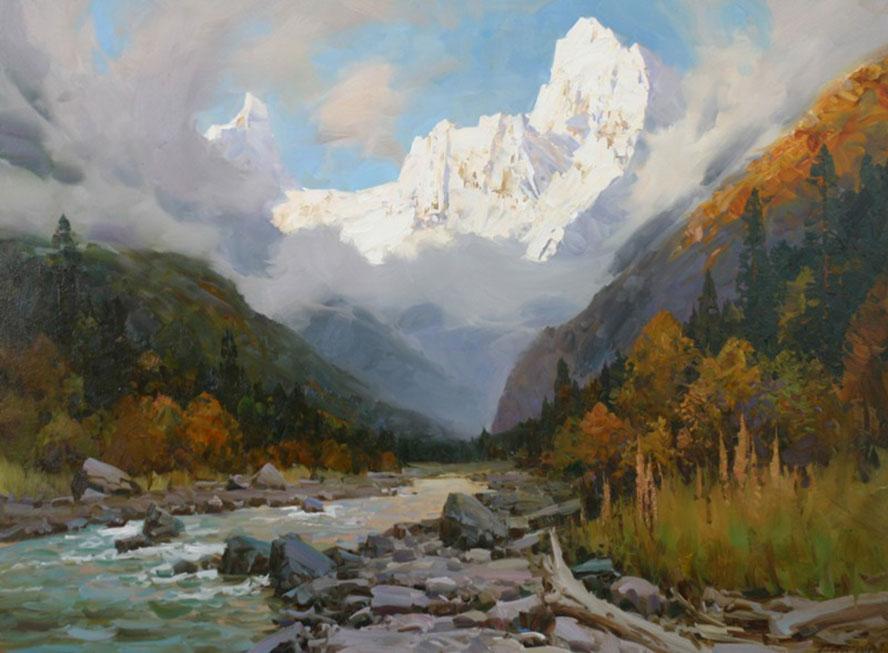 Изумительные фото гор Кавказа!  ГриЛ