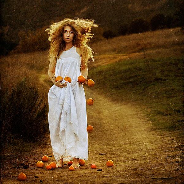 Брук Шаден (Brooke Shaden) – фотохудожница.