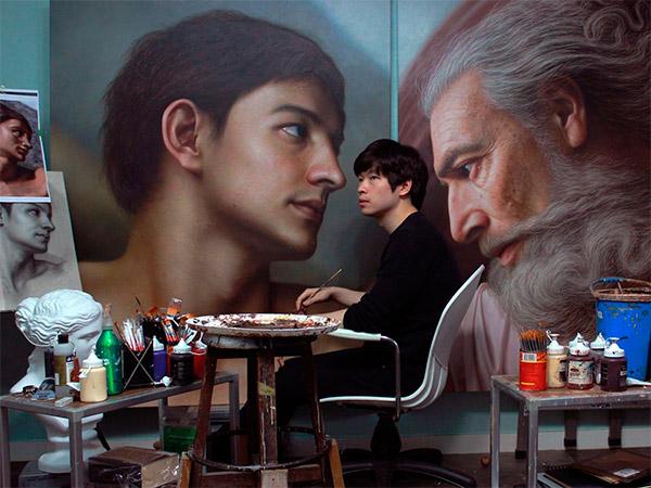 Джунгуон Чон (Joongwon Jeong) – художник гиперреалист