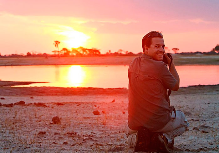 Лукас Холас (Lukas Holas) - фотохудожник