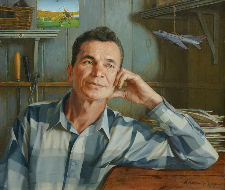 Владимир Александров  - русский художник