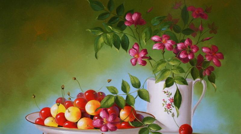 Людивин Короминас (Ludivine Corominas) – художница из Франции