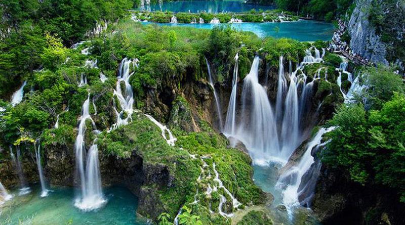 Плитвицкие озера (Plitvice Lakes), Хорватия