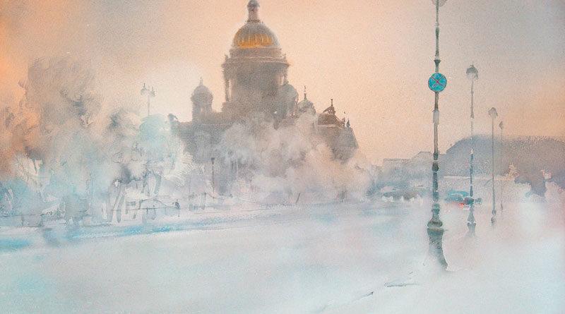Сергей Темерев (SergeyTemerev) – художник акварелист, преподаватель