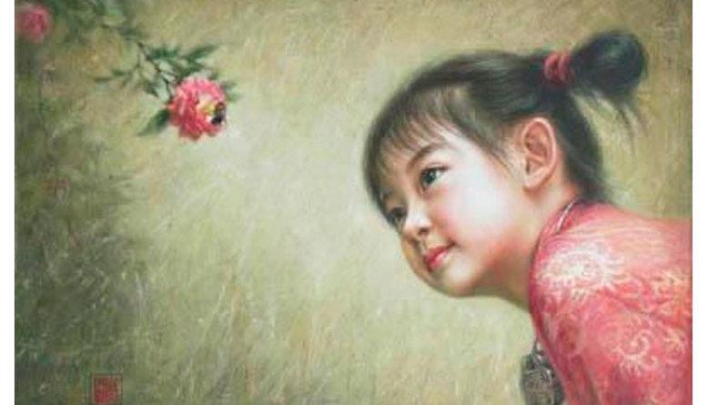 Xu Fang художница из Китая