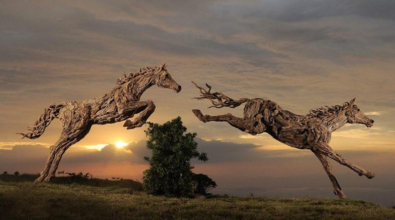 Джеймс Доран-Уэбб (JamesDoran-Webb) — скульптор