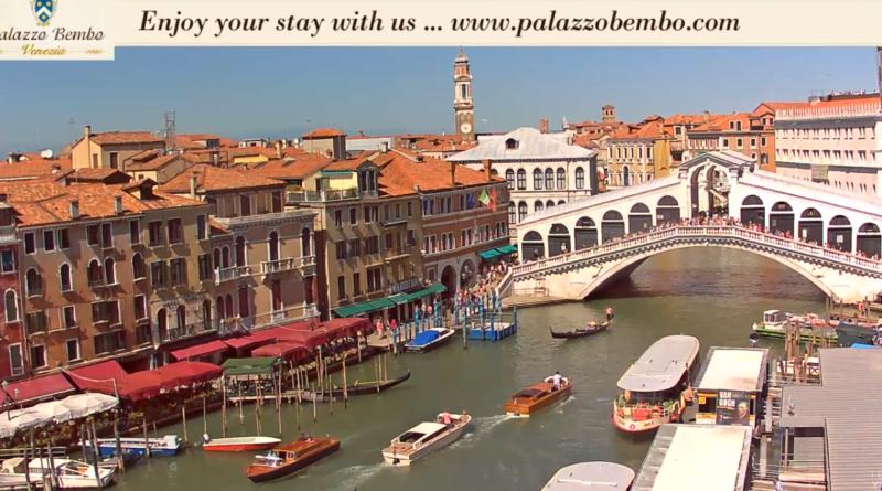 Виртуальное путешествие: круглосуточные видео-трансляции с интересных мест. Европа