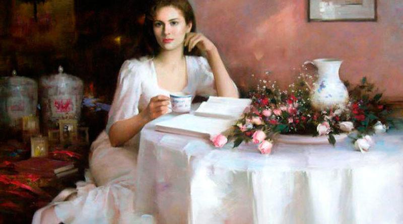 Интересные судьбы женщин, изображенных на картинах русских ... | 445x800