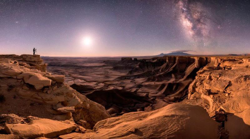 Победители конкурса «Astronomy Photographer of the Year» 2018