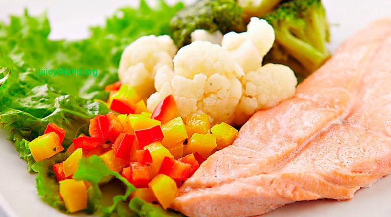 Овощи и рыба полезны для сердца и здоровья