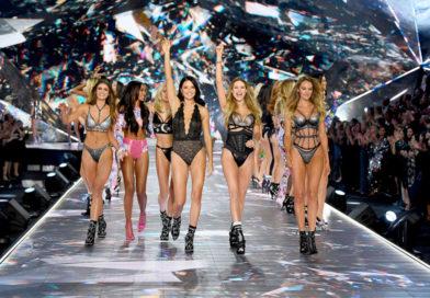 Victoria's Secret 2018: самое сексуальное бельё и супер модели в одном месте