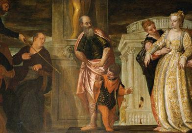 Паоло Калиари (Paolo Veronese) — живописец
