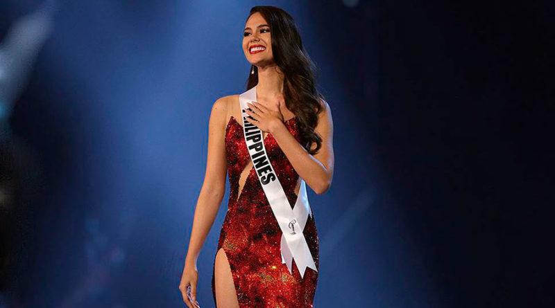 Мисс Вселенная — 2018 стала Катриона Грэй (Catriona Gray)