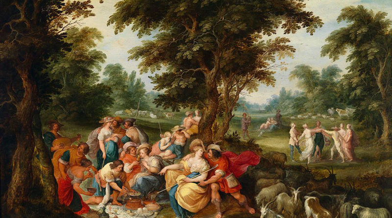 Александр Кейринкс(Alexander Keirincx) — фламандский художник эпохибарокко
