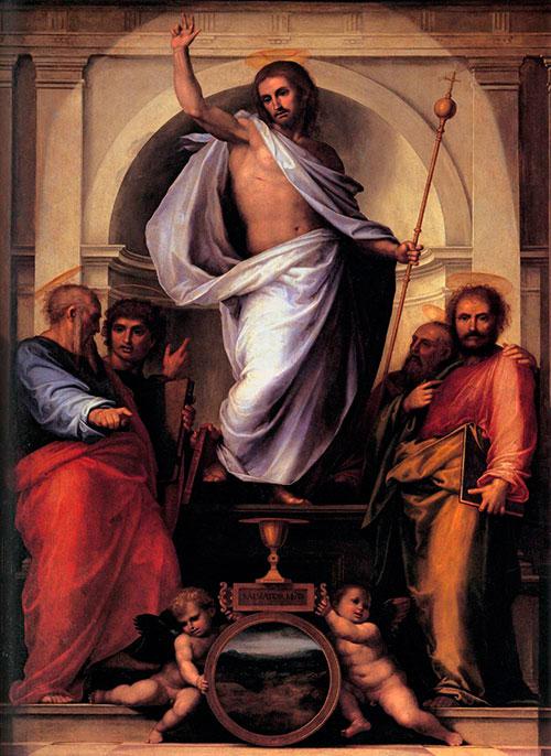 Фра Бартоломео (Fra Bartolomeo) - художник