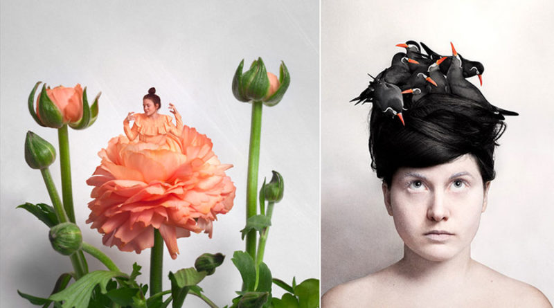Соня Хесслоу (SonjaHesslow) – фотохудожник