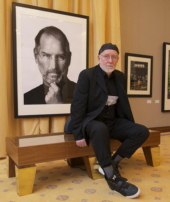 Альберт Уотсон (Albert Watson) – знаменитый фотограф