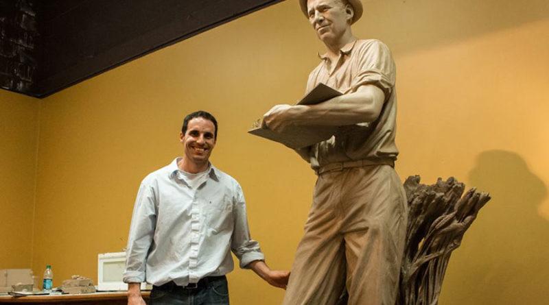 Бенджамин Мэтью Виктор (Benjamin Matthew Victor) — скульптор