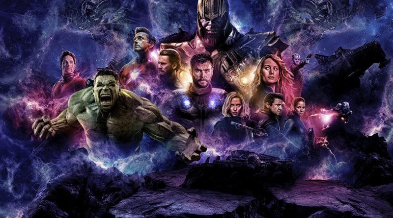Мстители: Финал (Avengers: Endgame) с 29 апреля 2019 г. в России