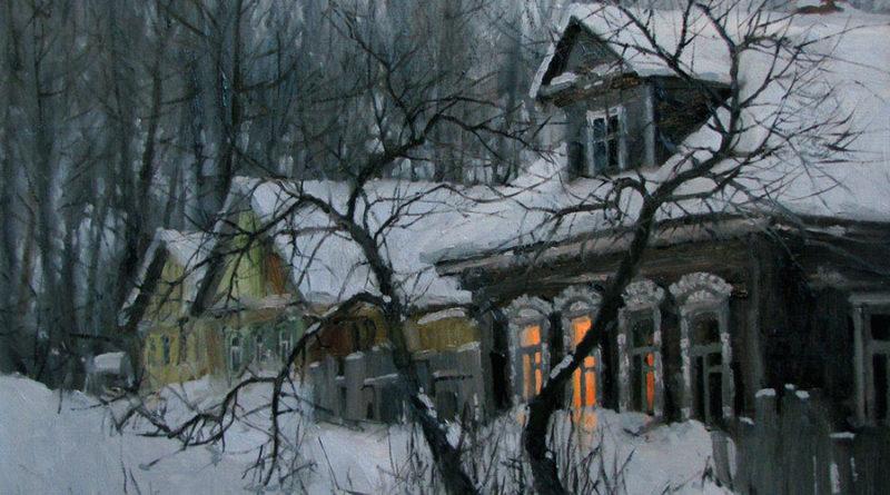 Алексей Савченко (Alexey Savchenko) — художник