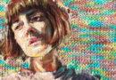 Фейт Хамфри Хилл (Faith Humphrey Hill) —  цифровой художник, вязаные принты