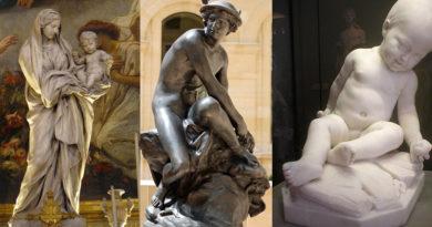 Жан-Батист Пигаль (Jean-Baptiste Pigalle) - скульптор
