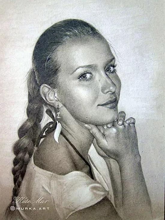 Кейт Мур (Kate Mur) — художник