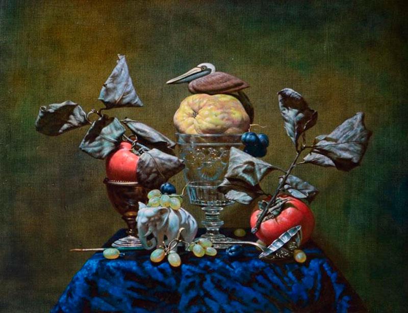 Сергей Колокольчиков (Sergey Kolokolchikov) — художник
