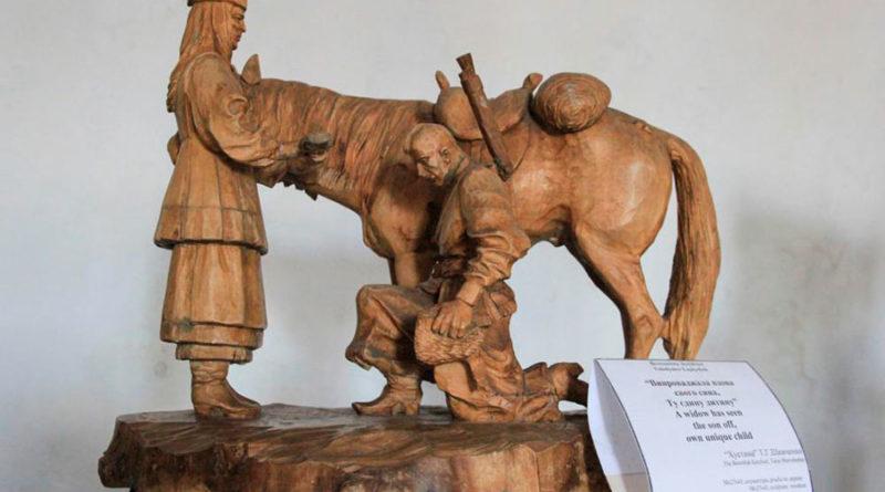 Владимир Лупийчук (Vladimir Lupiychuk) — скульптор, резчик