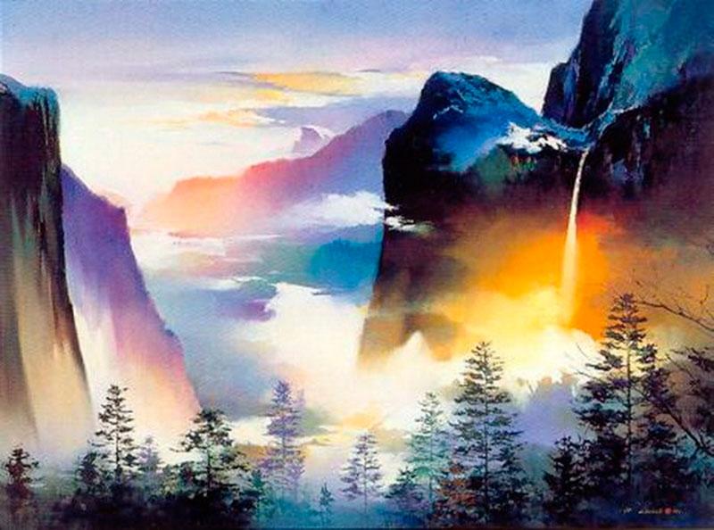 Кен Хонг Леунг (Ken Hong Leung) - художник