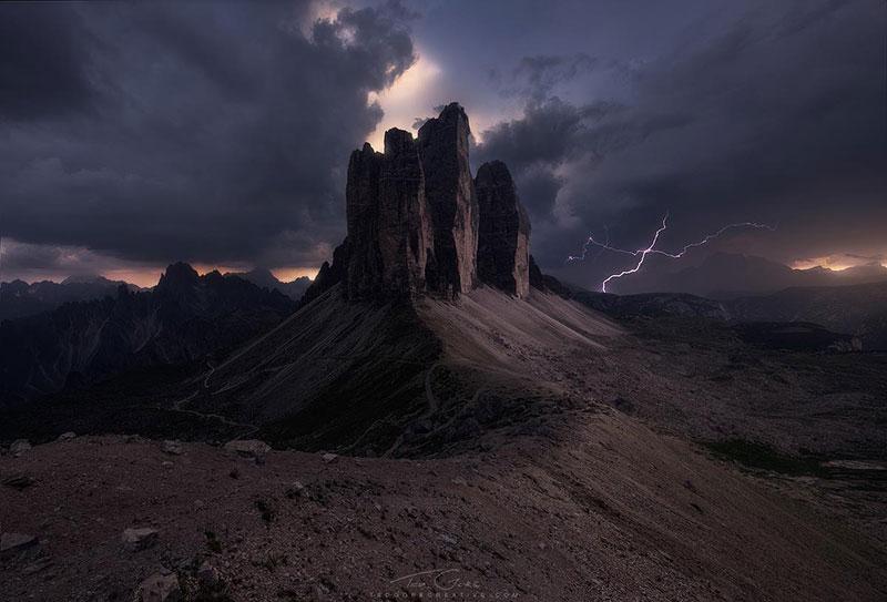 Тед Гор (Ted Gore) - фотограф пейзажист