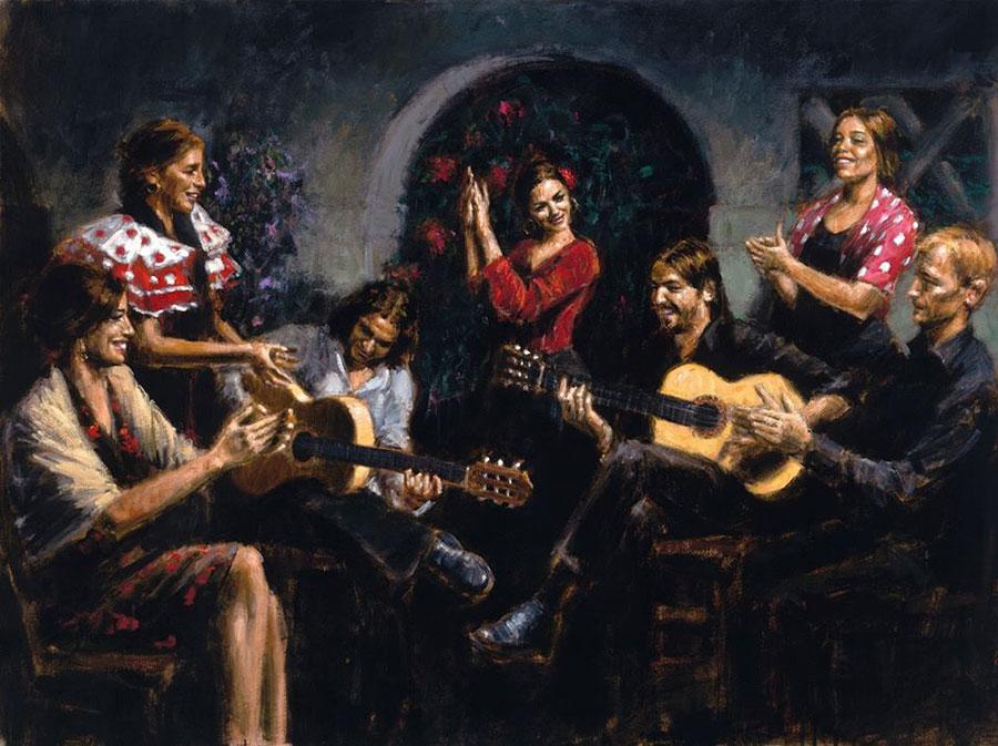 Фабиан Перес (Fabian Perez) — художник