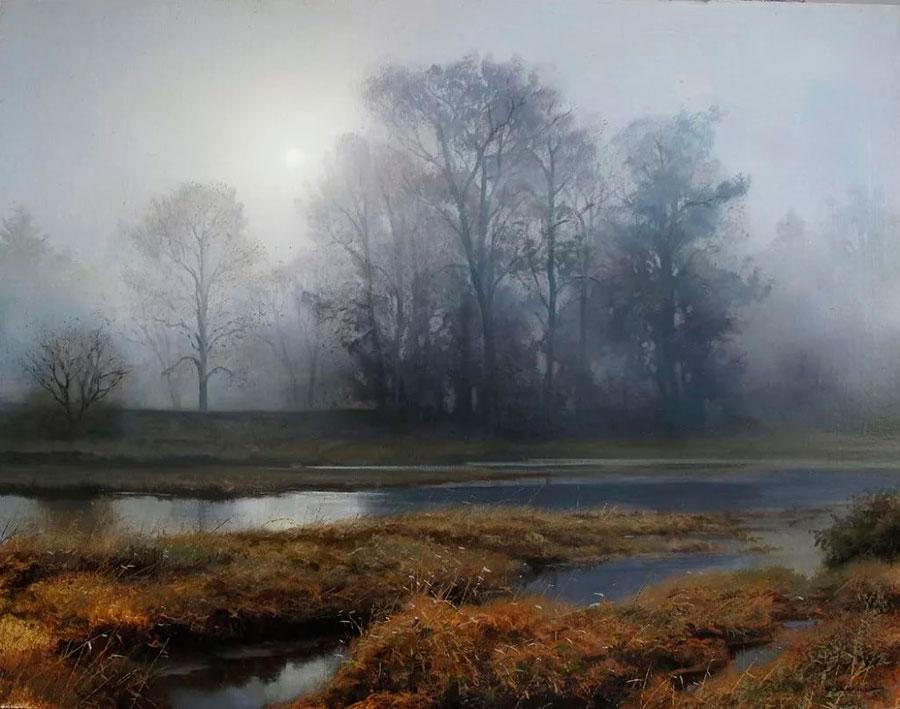 Ренато Мучилло (Renato Muccillo) - художник пейзажист