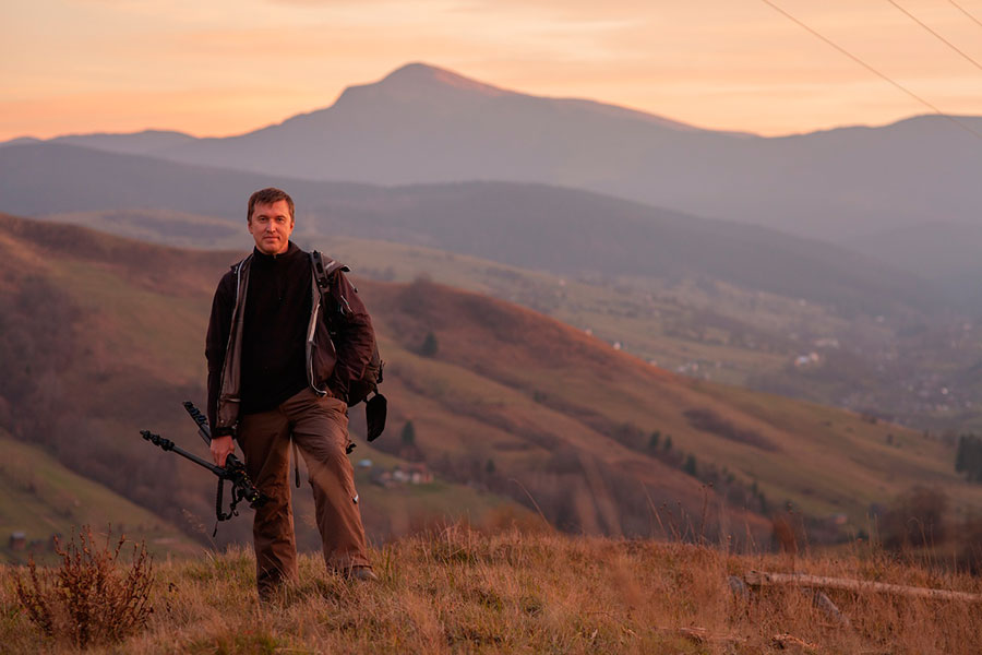 Влад Соколовский (Vlad Sokolovsky) - фотограф пейзажист