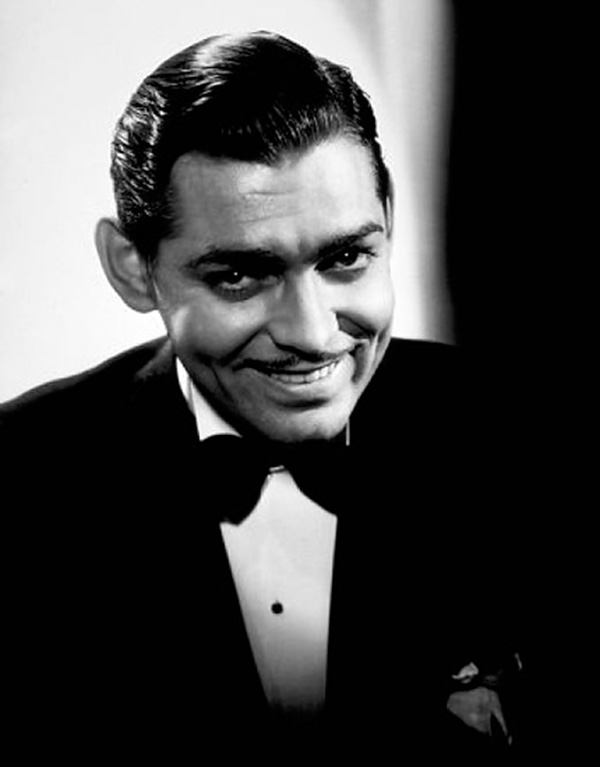 George Hurrell Clark Gable, 1932