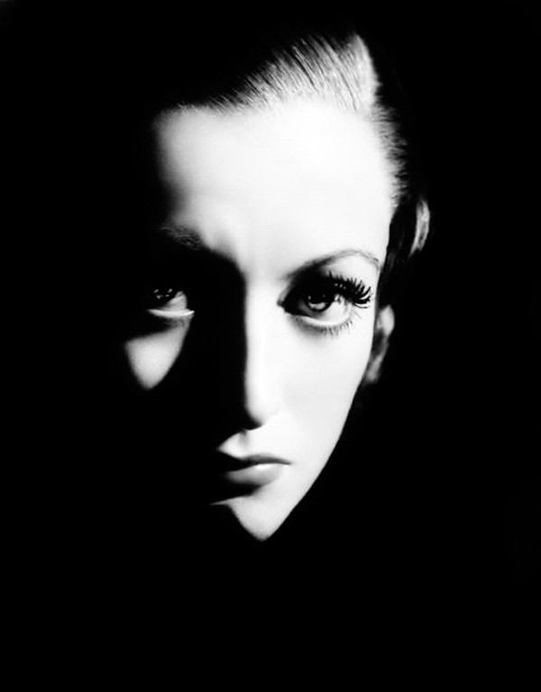 George Hurrell Joan-Crawford, 1932