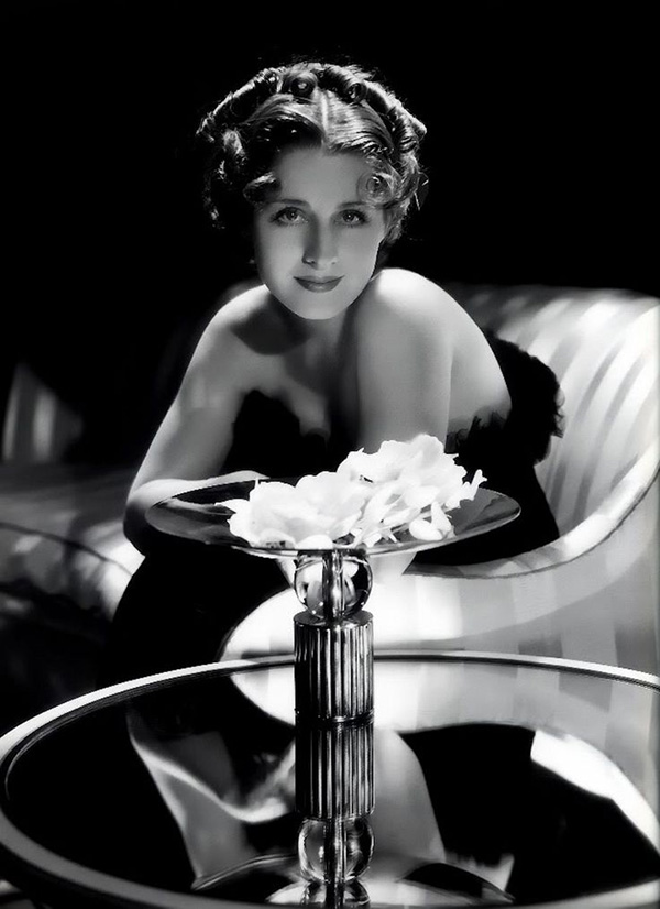 George Hurrell, Norma Shearer, 1934