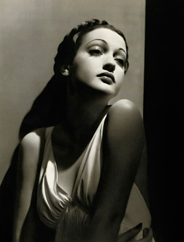 George Hurrell Dorothy Lamour 1937