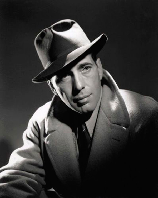 George Hurrell Humphrey Bogart, 1939