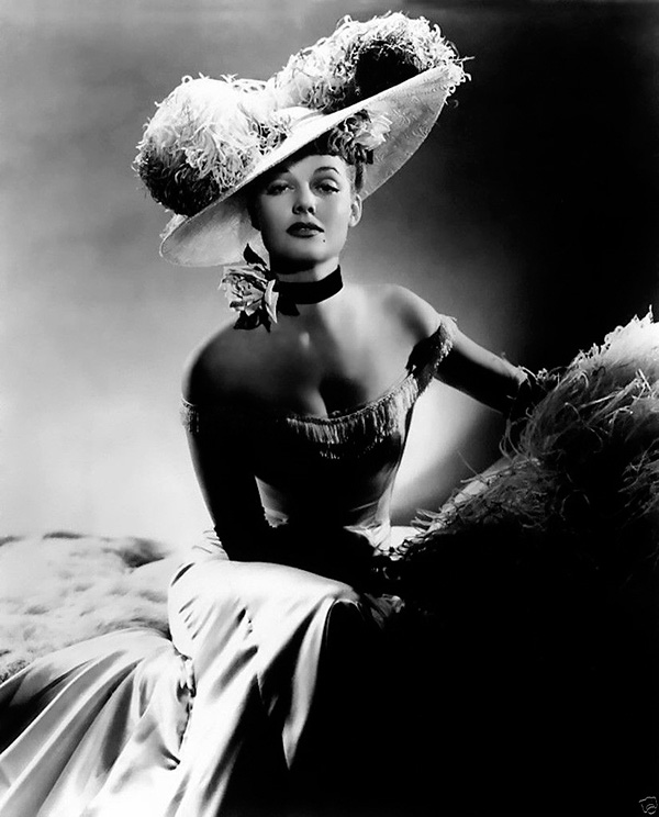 George Hurrell Ann Sheridan, 1940