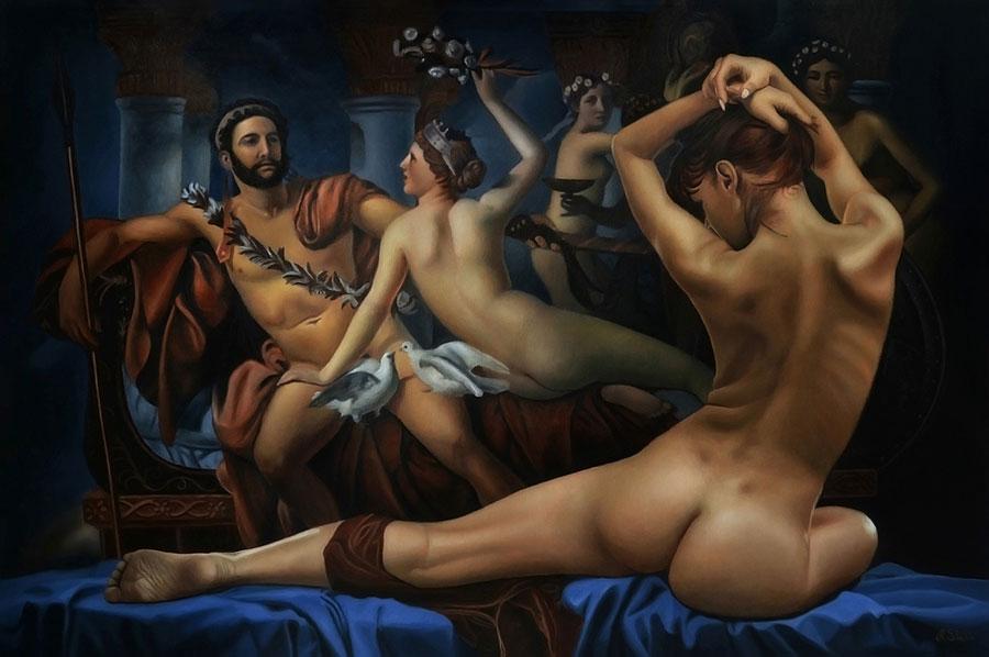 Александр Шубин (Alexander Shubin) - художник
