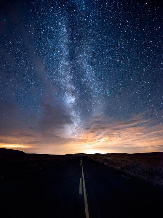 Дэйв Морроу (Dave Morrow) — фотограф пейзажист, астрофотография