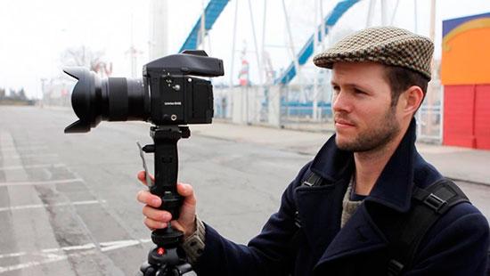 Дин Уэст (Dean West) - фотограф, цифровой художник
