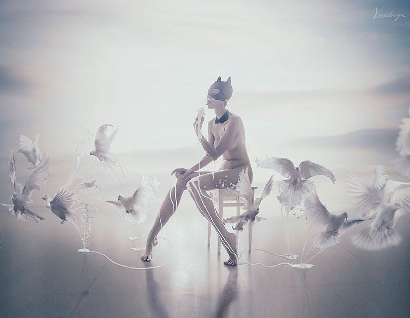 Елена Кассандровна Визерская (Elena Vizerskaya) - фотохудожник, иллюстратор