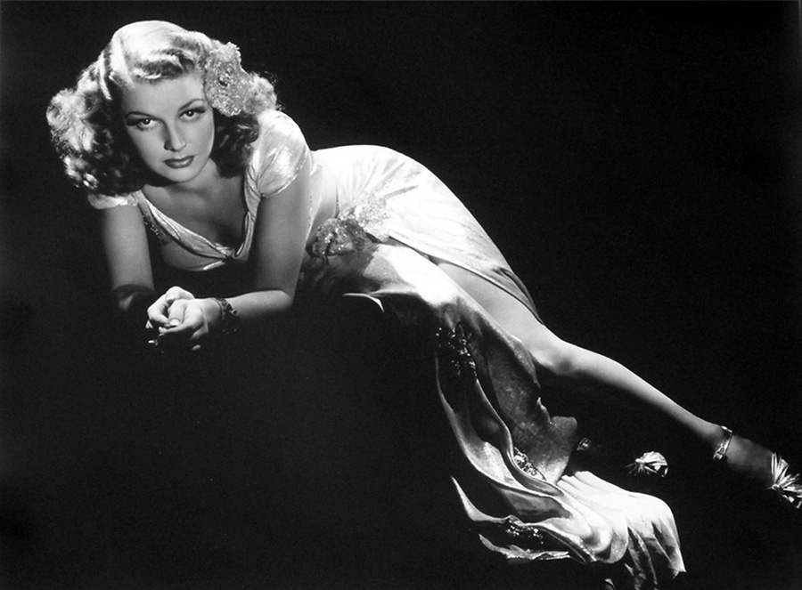 George Hurrell Ann Sheridan, 1939