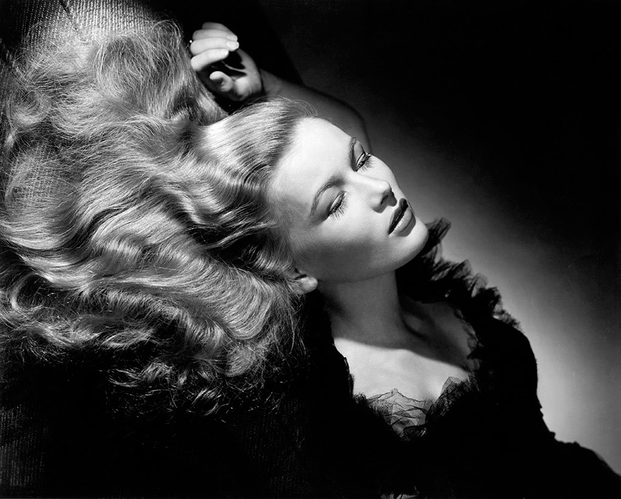 George Hurrell Veronica Lake, 1941