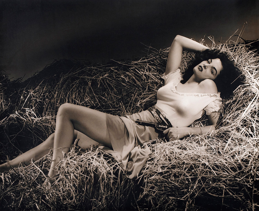 George Hurrell Jane Russell 1943